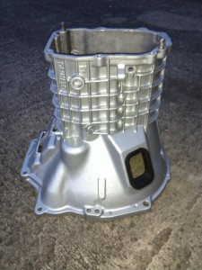 Opel Manta A Series 5 speed gearbox rebuild