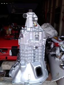 Opel manta Getrag 5 speed gearbox rebuild