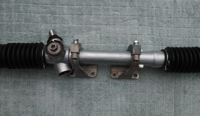 Opel Manta A Series steering rack conversion.