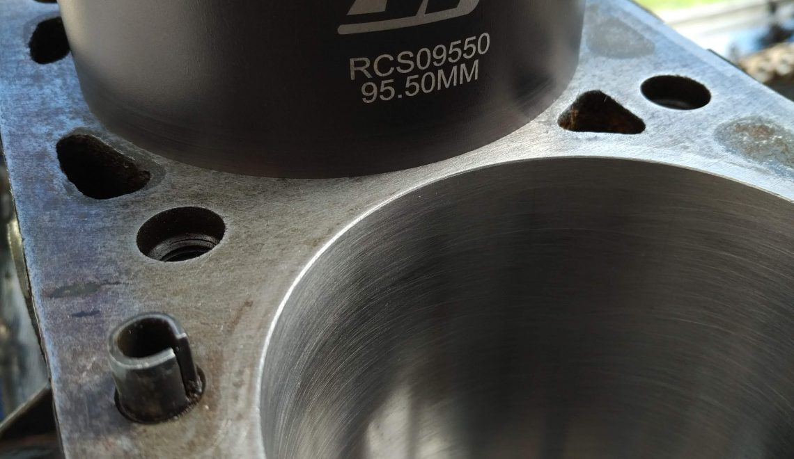 ring compressor sleeves from Wiseco