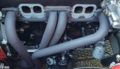 Opel Manta CIH Exhaust